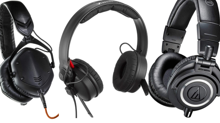 5 Best DJ Headphones Review (2020)