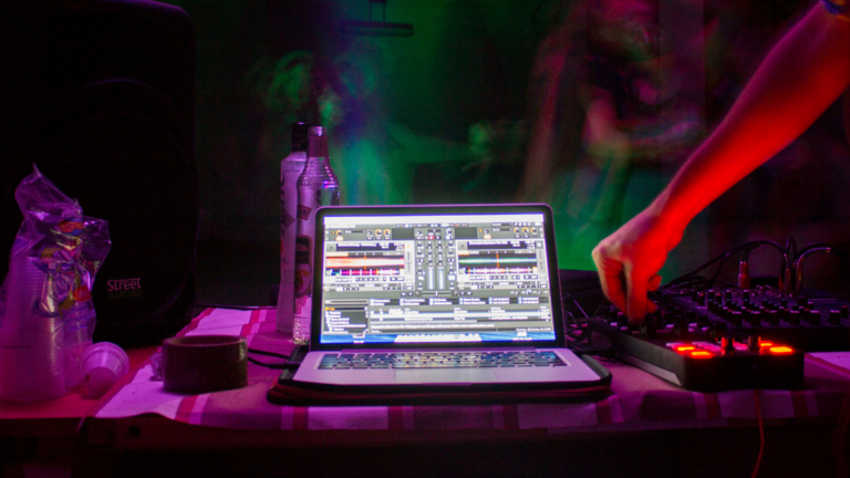 How to DJ with a Laptop: The Essential Guide