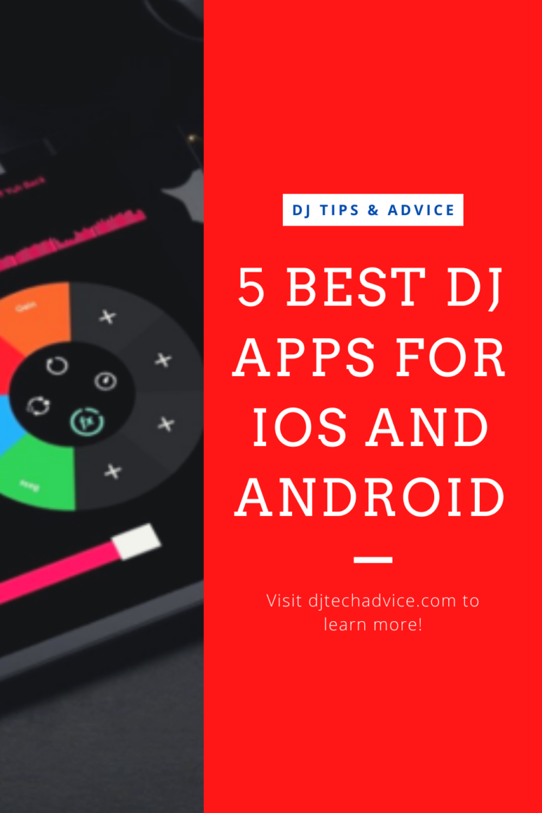 best dj app for ios and android