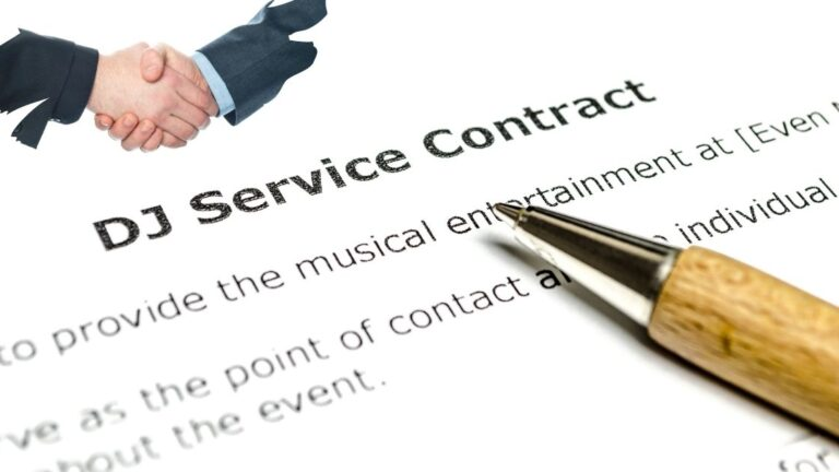 5 Things That Should Be In Your DJ Contract