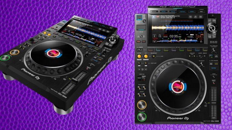 Pioneer CDJ-3000 Review