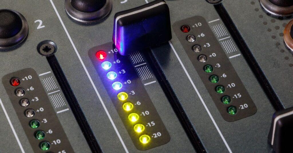 DJ levels