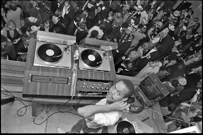 Classic DJ Setup