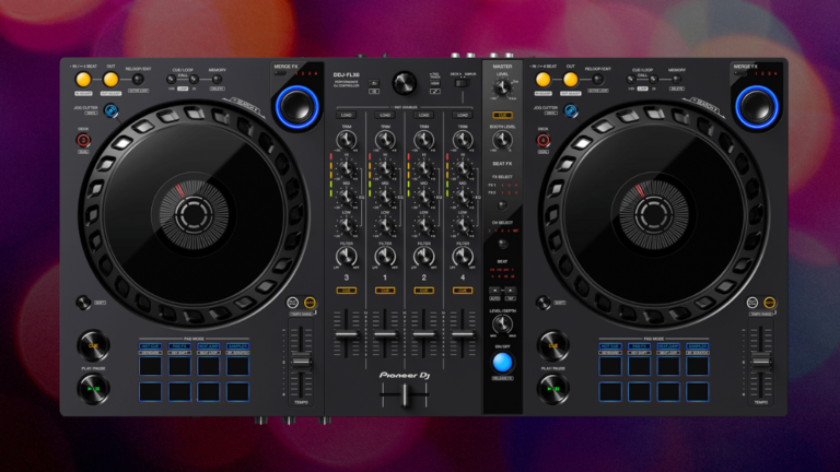 Pioneer DJ Releases New DJ Controller – DDJ-FLX6