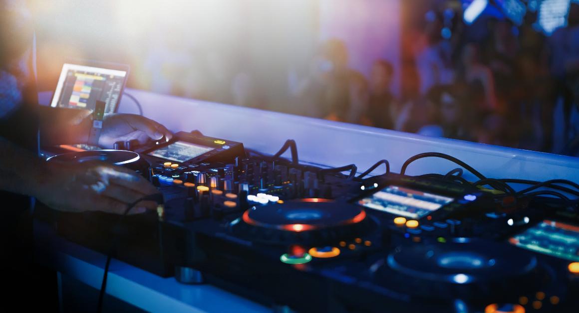 DJ Setup and Equipment